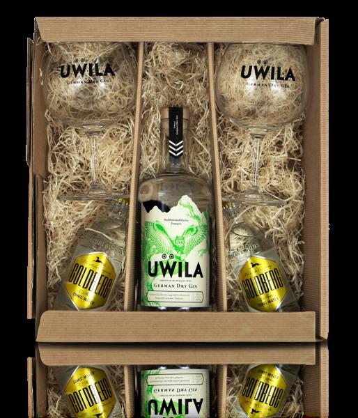 UWILA – Geschenkkarton