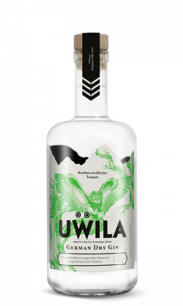 UWILA – German Dry Gin